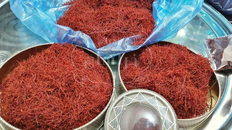 قیمت زعفران فله ای قائنات