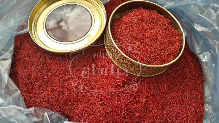 قیمت زعفران نگین صادراتی در بازار مشهد