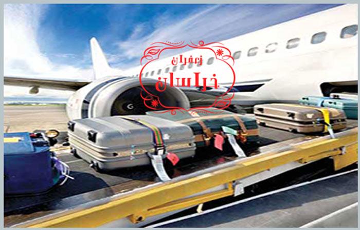 صادرات چمدانی زعفران چگونه است قوانین صادرات چمدانی زعفران