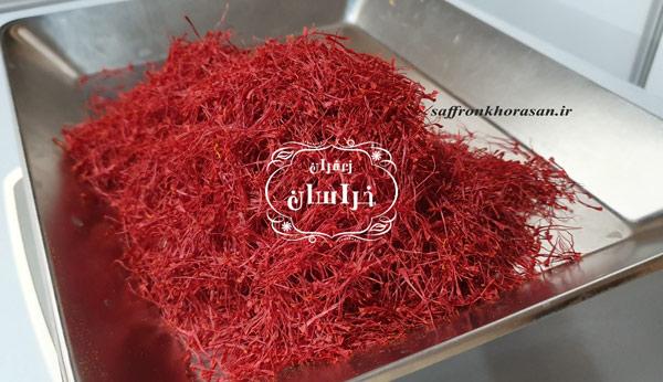 قیمت زعفران در چین قیمت هر گرم زعفران در چین